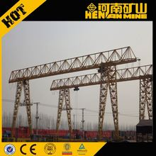 Easy Operated 30T Gantry Crane Price Lightweight For Steel