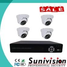 2015 HOT 4ch DVR Kit CCTV DVR System Security Camera Kit