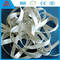 Rubber tape talc for swimwear and mask