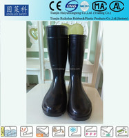 comfortable customized rubber rain boot fishing boots