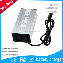 with OEM ODM service car battery charger lead-acid battery charger with local power cord for options