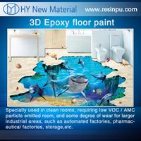 HY304# Epoxy Floor Primer Coating