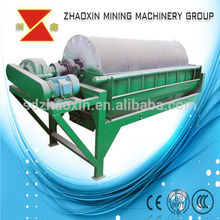 High efficiency mining magnetic drum separator machine for sale from China