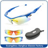 Multi-lens optional sport cycling sunglasses Revo lens cycling eyewear
