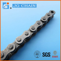 China Roller Chain OEM Factory Small Pitch Motorcycle Timing ANSI 25 Chain