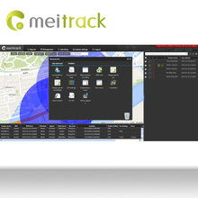 Meitrack Vehicle GPS tracking system with two way talking communication MS03