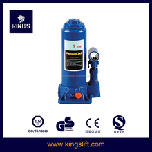 3 ton small lifting jacks with safety valve