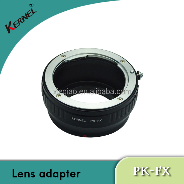 kernel della fotocamera anello adattatore per lenti pentax pk per fotocamera fx