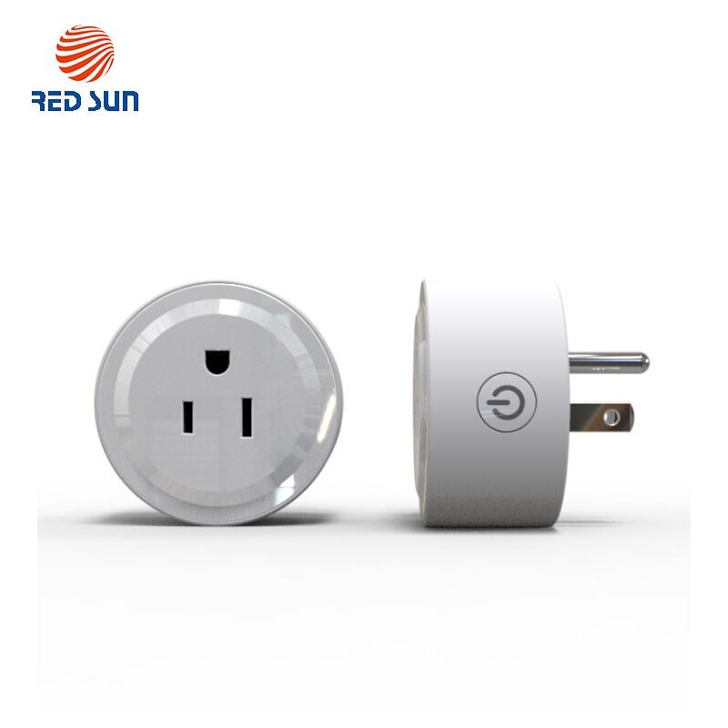 인터넷 Remote Timer Control Mini WiFi Smart 홈 Power Plug