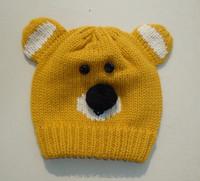Crochet Animal Beanies