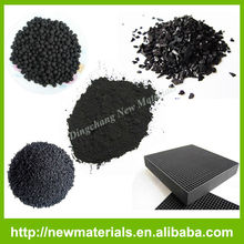 Coconut shell granular activated carbon for gold recovery