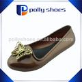 de alta calidad nueva de zapatos de plástico