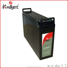 12v 180ah agm sealed lead acid battery/battery fo alarm system/ups battery China supplier
