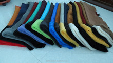 decorative garment sheepskin material------grade A and factory price
