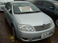 2006 Toyota used Corolla 1500cc 47,950km NZE121(No.1009067)