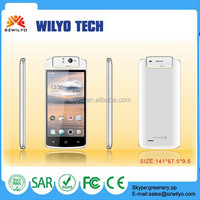 """N1F 4.5"""" Pear Phone MTK6572 GPS 8.0MP 4.5 inch 4gb Android Cheap 3g Mobile Phones with Wifi"""