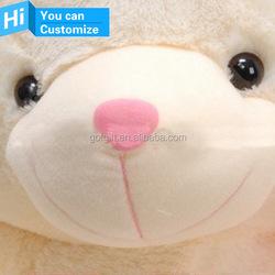 Ty Beanie Boos pink plush big eyes animal toy stuffed soft giraffe plush toy