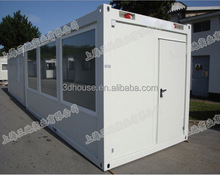 uae container house/living container in dubai/sea container house