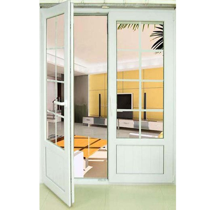 Cheap Interior Swinging Double Pvc Doors For Sale View High Quality