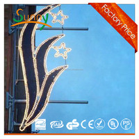 Party lighting christmas led street light outdoor decoration