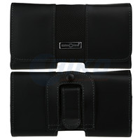 New Belt Clip Pouch Holster Leather Carrying Case for samsung galaxy s4