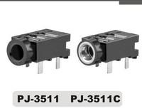 dip type pcb mount 3.5mm jack audio connector