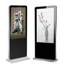 46 '' floor stand lcd touch screen advertising display,stand alone advertising display,lcd tv kiosk