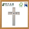 wall hanging olive unfinished handmade small wooden cross wholesale