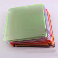 Hot selling backup Plastic case for iPad cover shell for iPad 2/3/4/5