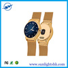 Cheapest Touch Screen Round Design Smart Bluetooth Watch For Android Smart Phone