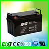 12 volt Solar Battaries 12V 65AH deep cycle Storage battery
