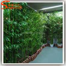 Songtao Wholsale China decoretion artificial bamboo outdoor indoor decoration artificial fake bamboo artifiical bamboo for sale
