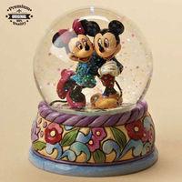 custom resin sweet micky mouse water ball for kids