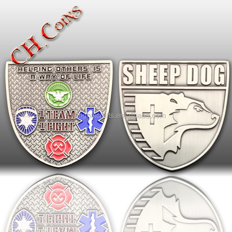 custom metal challenge coin