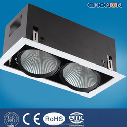 COB 30w led downlight recessed led downlight with high reflective