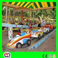 fairground rides mini amusement electric train rides for sale