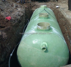 Tourist attractions in the sewage treatment equipment spetic tank