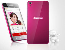 5inch Big Screen Cell Phone Lenovo Phone MTK658 1GB RAM 16GB ROM Dual SIM Android 4.4 Smartphone Camera 13.0MP Lenovo S850