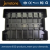 ESD product plastic compartment tray