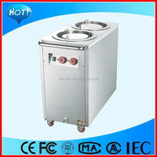 New style hotel use electric commercial dish warmer