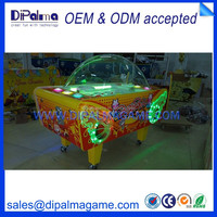 2015 New design kids coin operate basketball hoop game machine for sale
