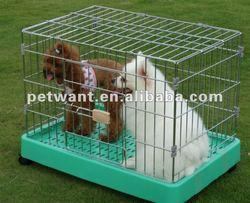 FC-2202P Powder Sprayed Chain Link Dog Kennel Cage