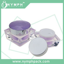 30g 50g China empty plastic cosmetic container
