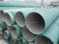prime quality 310s stainless steel tubing /seamless welded large diameter 310s stainless steel pipe