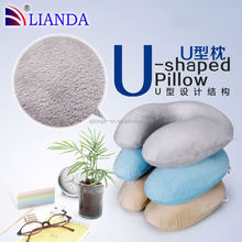 camping memory foam travel pillow,neck massage pillow ,eco friendly neck pillow
