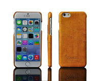 cellphone accessories cases fashion , luxury leather back phone case for iphone 6
