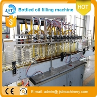 factory price automatic cooking oil / vegetable oil production line
