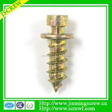 Trade insurance Best quality Salt spray testing 48H Double threaded screw fasteners