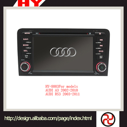 2015 Latest made in China can bus decoder car gps dvd for AUDI A3/A4