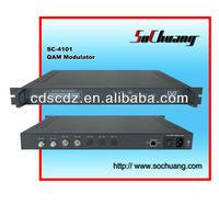 Cable TV Digital Agile CATV Modulator/QAM